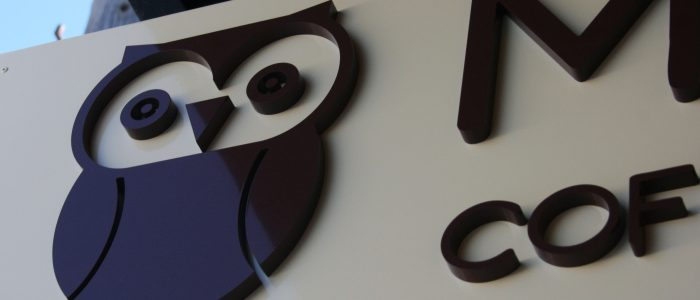 Morning Owl Coffeehouse Branding