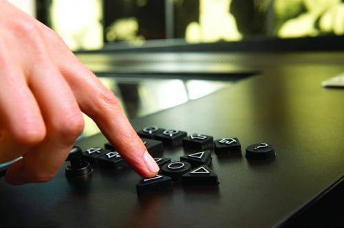 Universal Keypad