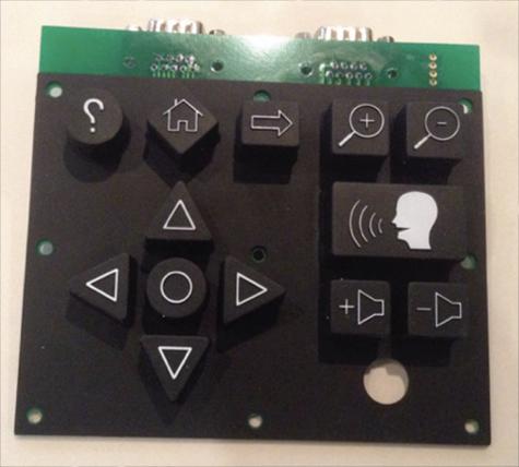 Universal Keypad (Interactive) Prototype