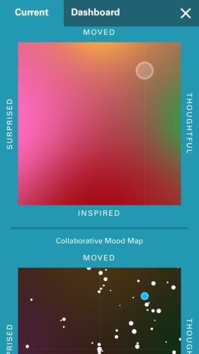 CMHR Mobile App Mood Meter